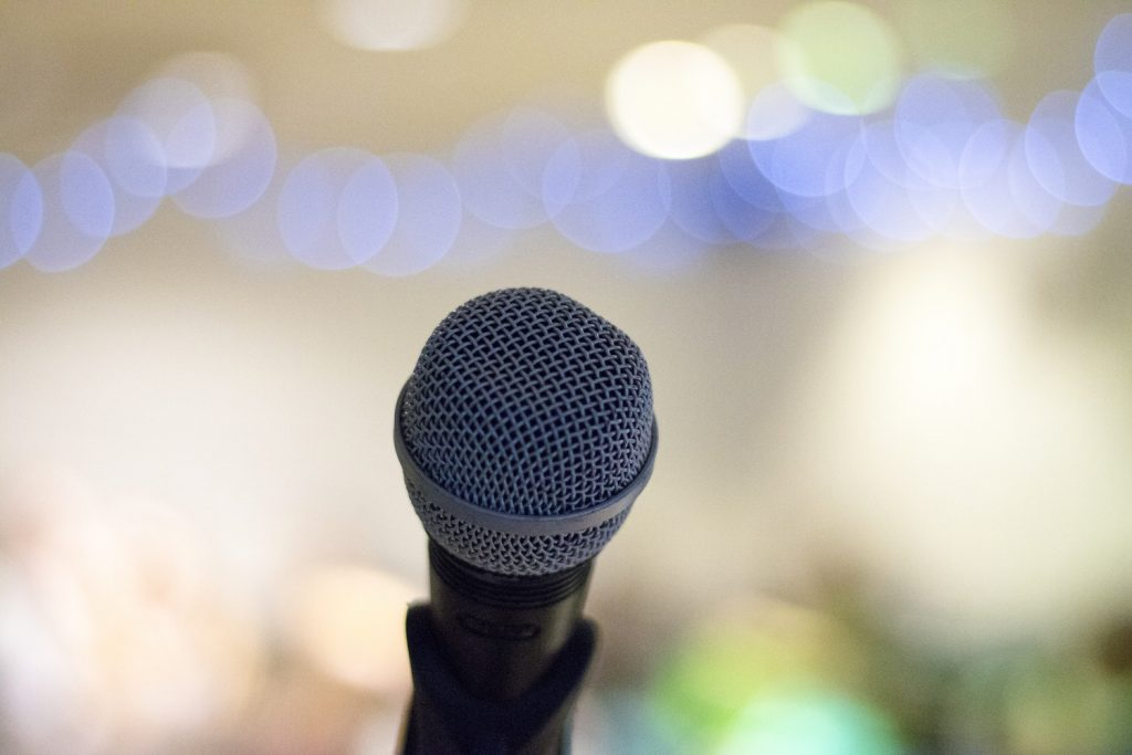 how i became a public speaker
