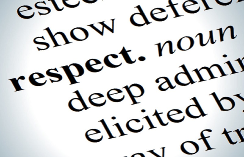 Developing Respect